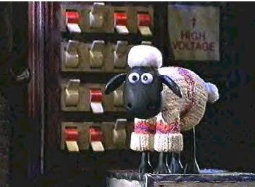 Shaun the Sheep Shaun The Sheep Sweater